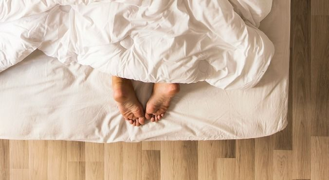 3 little unknown ways sleep can affect your weight.