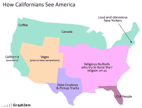 Best Snarky Maps Images On Pinterest Cartography Vancouver - Accrate map of us