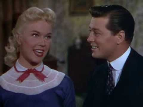 """Doris Day & Gordon MacRae - """"By the Light of the Silvery Moon"""" - Love this song!"""