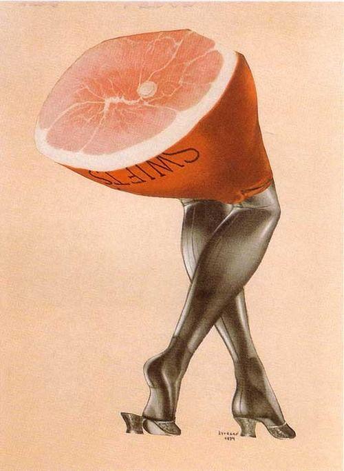 Jindřich Štyrský, Illustration for Bilance Psychoanalysys, 1936