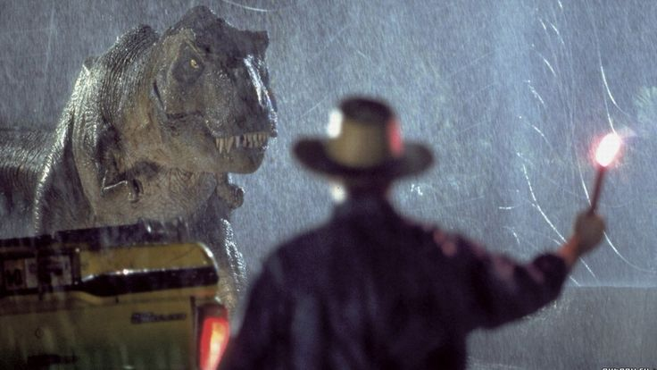 """""""I'm simply saying that life, uh... finds a way."""" - Jurassic Park"""