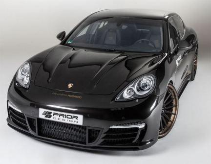 #Porsche #Panamera by #PriorDesign