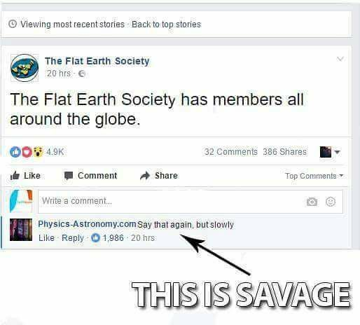 It is very savage indeed. But awesome at the same time.