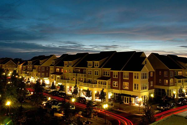 Birkdale Village..... Huntersville NC  - Shopping, Restaurants, Movies, Community Events  Love living in Huntersville ... So much to do ...people friendly....the weather is perfect and only 12 miles north of downtown Charlotte