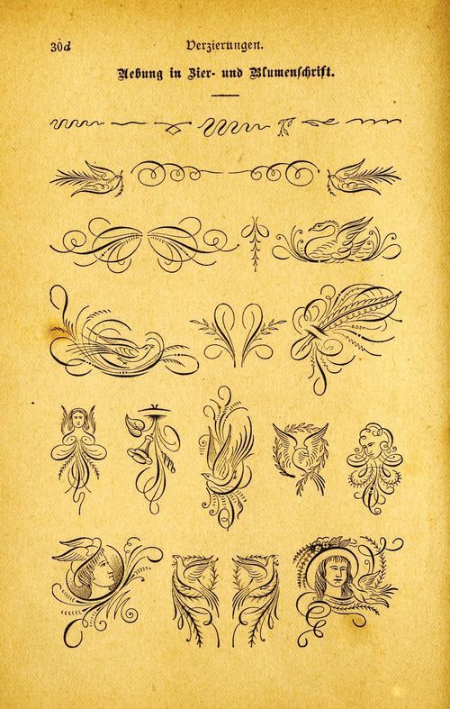 277 Best Images About Lettering Script Tattoos On