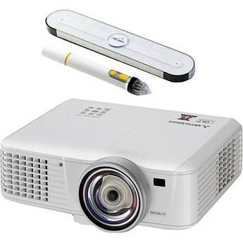 Mitsubishi EW230U-ST Ultra-Short Throw Projector w/ eBeam Edge