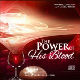 """The Power of His Blood"" podcast series on Soundcloud - Dr Ana Méndez Ferrell and Emerson Ferrell"