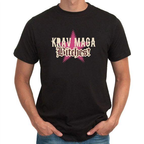 Krav Maga Bitches T-Shirt