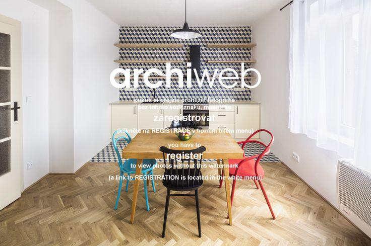 archiweb.cz - Nájemní byt Kačerov