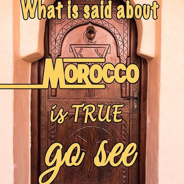#what is said about #Morocco is true, go see ! #visitmorocco #agadir #atlaskasbah #atlaskasbahecolodge #ecolodge #ecotourism #quote #kingdomofmorocco #moroccankingdom #tourism #sustainabletourism #responsibletourism #turismo #marruecos #marroko #maroc #atlasmoutains #atlas #kasbah #experience #stay #estancia #wanderlust #riad #pousada #guesthouse #turismorural #gite