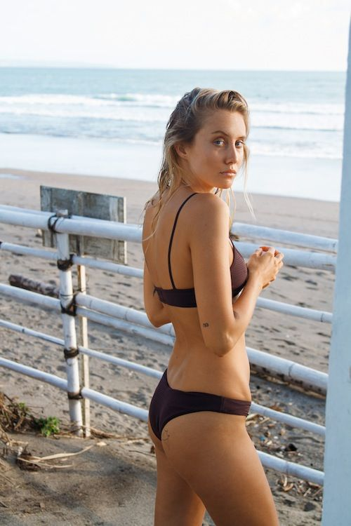 Venice Plum Bikini | REBEL & STONE