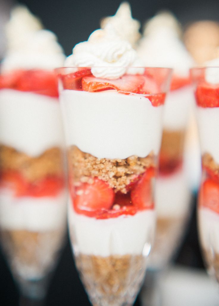 No-Bake Strawberry Champagne Cheesecake