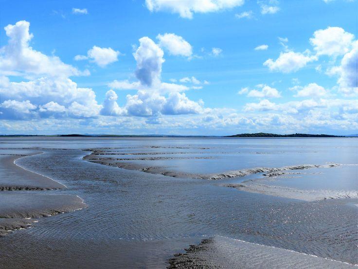 Co. Clare: The Fergus Estuary at Islandavanna.