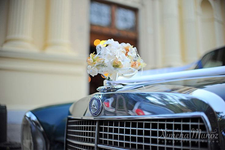 Auto Matrimonio / Wedding Car Ideas Matrimonio / Wedding ideas