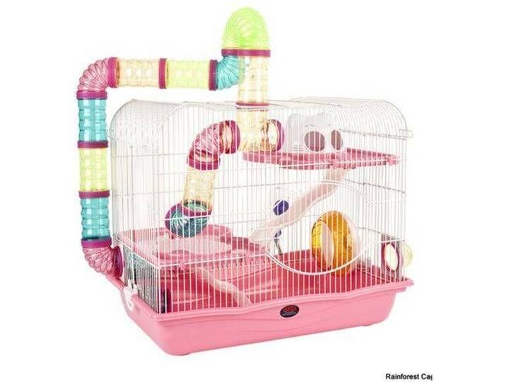 Hamsterkafig Axminster In 2020 Hamster Futternapf Tiere