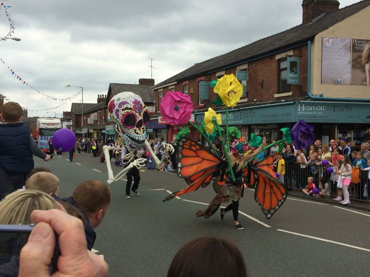 Leyland Festival 2016