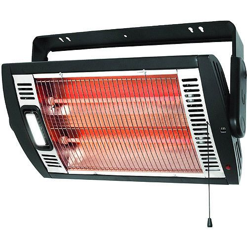 Electric Utility Heater Garage Shop Indoor Space Wall Or Ceiling Mount 1200 Watt #Optimus