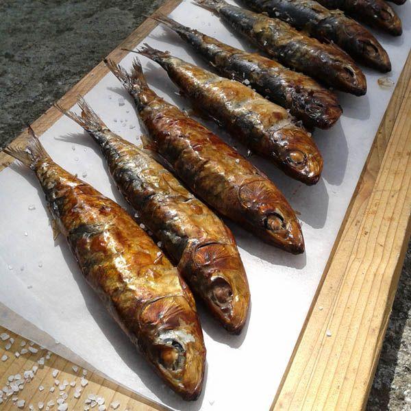 25 mejores im genes sobre innova y cocina comida sana y - Como cocinar sardinas ...