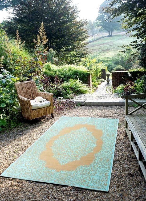 17 Best Ideas About Teppich Für Balkon On Pinterest   Bodenbelag ... Ideen Fur Balkon Deko Boho Chic Personlichkeit