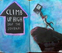 wreck this journal ideas - Hledat Googlem