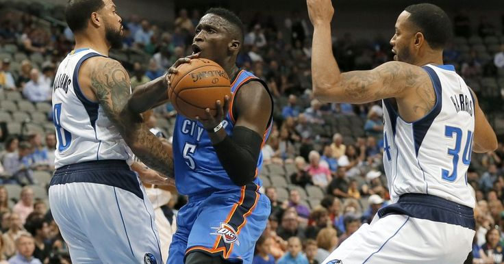 Billy Donovan being patient with Sabonis Oladipo after Thunder-Mavericks