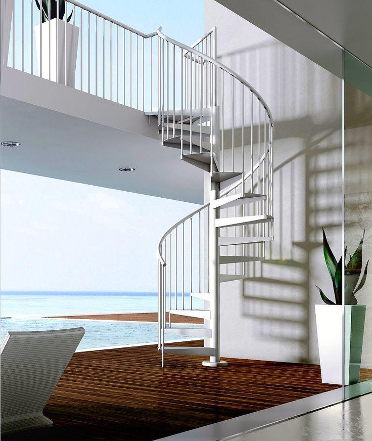 Best 119 Best Spiral Stairs Images On Pinterest Decks Stairs 640 x 480
