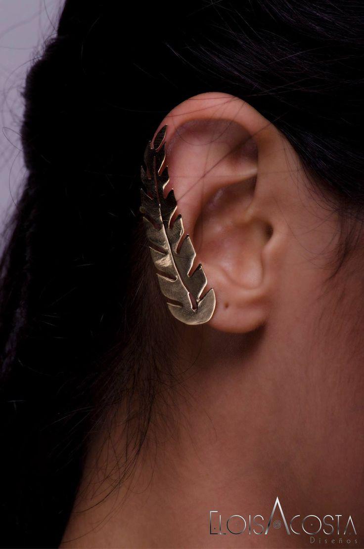 Ear Cuff modelo Romano