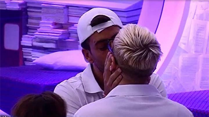 Beso, verdad o atrevimiento en 'Gran Hermano 14'