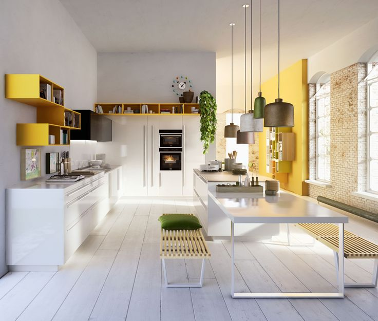 28 best Interactive Kitchen Design images on Pinterest | Küchen ...