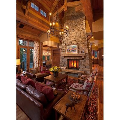 Best Rustic Living Rooms Images On Pinterest Rustic Living