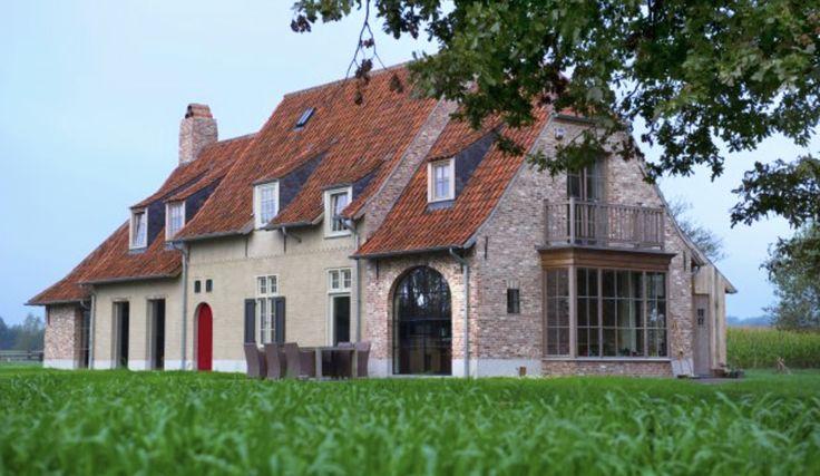 Unieke Vlaamse hofstede