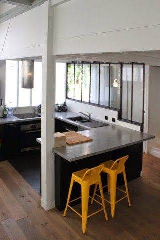 10 best Idée pour ma cuisine images on Pinterest Ikea kitchen - cuisine dans veranda photo
