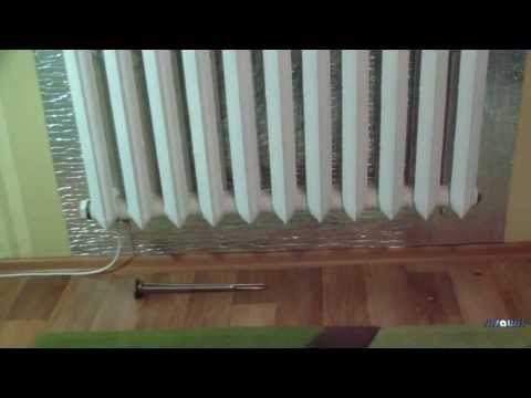 Автономное отопление своими руками. Просто, дёшево и без труб. - YouTube