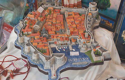 Egy kis szuvenír Dubrovnikból