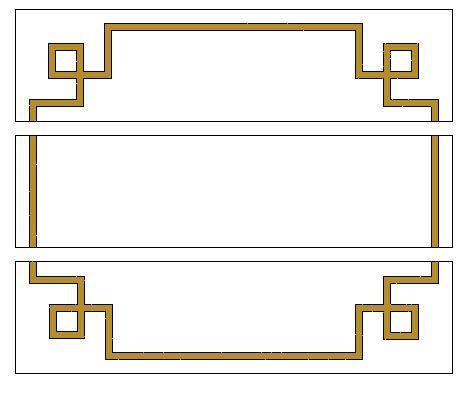 Overlays for Malm Dresser