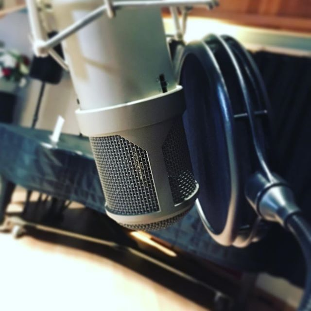 Vocal time. #vocals #vocal #singing #microphone #recording #songwriting #music #engineering #tracking #protools #largediaphragm #protools #api #ssl #neve #csumb #monterey #montereybay #montereybaylocals - posted by CSUMB MPA https://www.instagram.com/csumb_mpa - See more of Monterey Bay at http://montereybaylocals.com