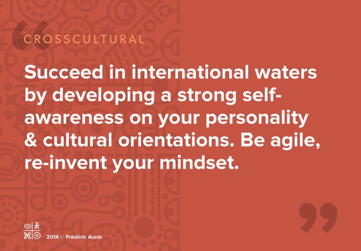 """Re-invent your """"SELF"""" to succeed in unknown waters"""