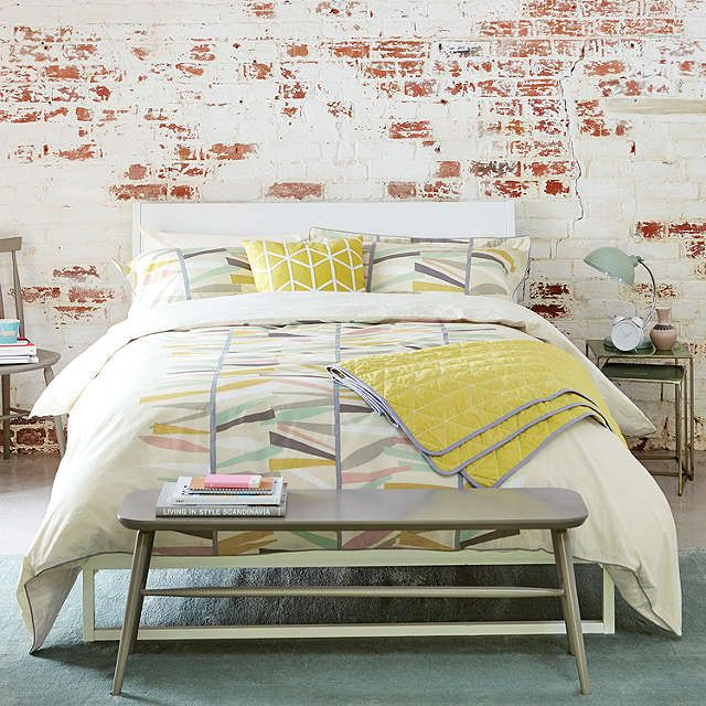 scion tetra cotton bedding