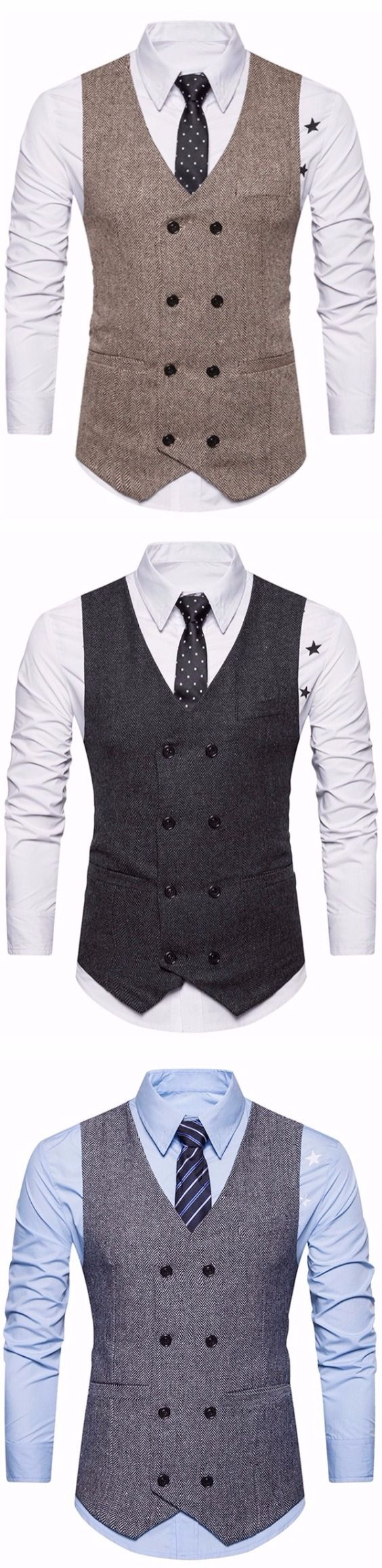 V Neck Double Breasted Belt Design Waistcoat - US Trailer can buy used trailers in any condition to or from you. Contact USTrailer and let us repair your trailer. Click to http://USTrailer.com or Call 816-795-8484