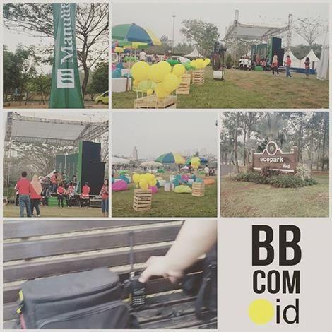 Jasa Sewa HT / Jasa Rental HT (Handy Talky) Manulife Family Gathering 2015 ! At Ecopark Ancol, Jakarta Utara  Official Website : www.bbcom.id