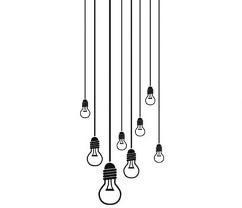 Ampoules via poids plume