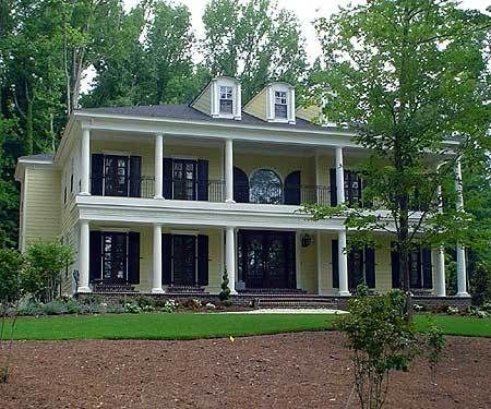 48 best southern house plans images on pinterest for Orleans home builders floor plans