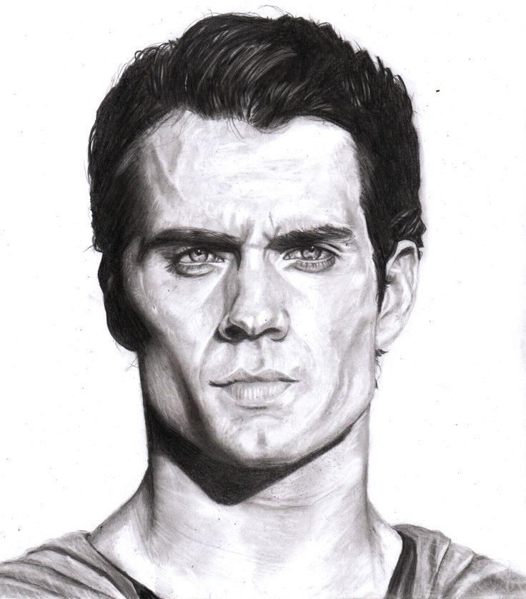 Superman - Henry Cavill - Pencil Drawing | Personal Work ... Jared Leto Joker