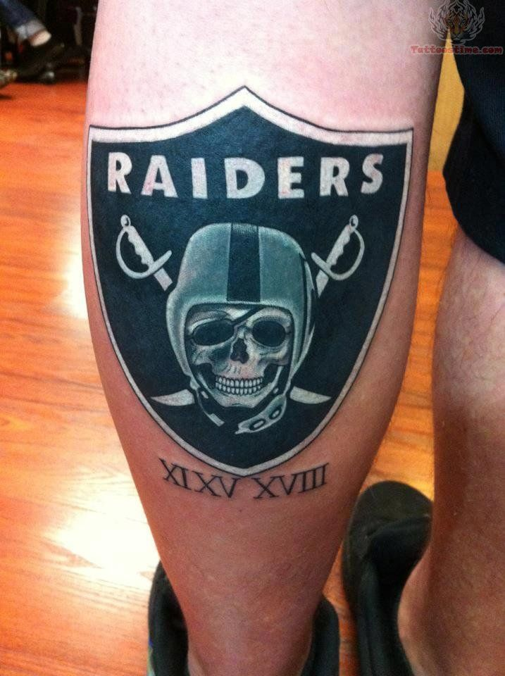 Oakland Raiders Tattoos : Page 4