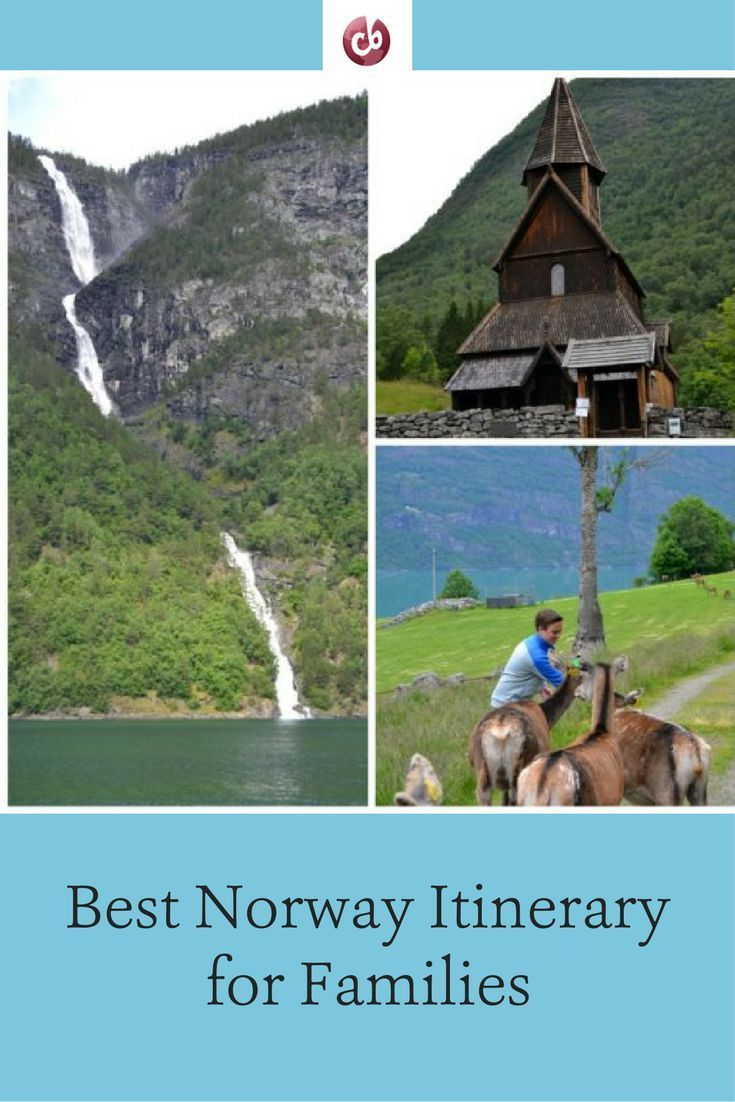 Norway Itinerary With Kids Norway Travel Ciao Bambino Norway Travel Florida Family Vacation Europe Travel