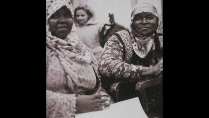 Face of Afro-Turkish people.  A part of Black and African History many people don't know of.