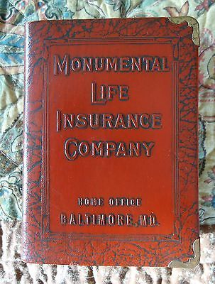 Vintage Metal Monumental Life Insurance Coin Bank | Coin ...