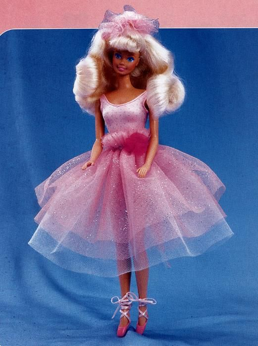 My first ballerina barbie barbie girl pinterest - Barbie ballerine ...