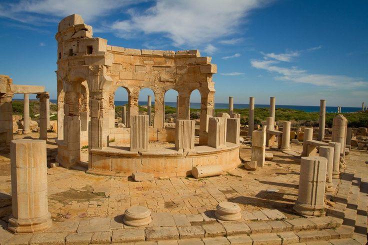 Leptis Magna, Trípoli, Libia