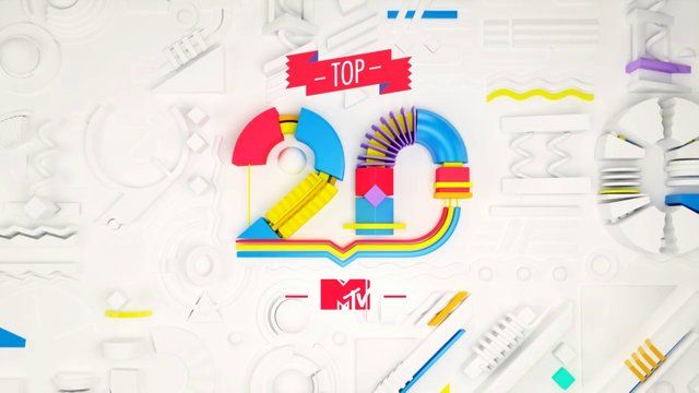 MTVHD TOP20 by BARR!A. My Role: